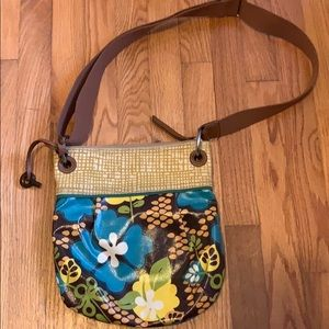 Fossil key-per purse 10x12
